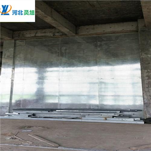 防爆墙厂家产品的种类及施工过程中的注意事项防爆墙