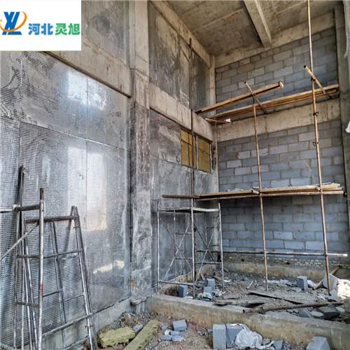 抗爆墙厂家生产车间三楼增加低温库 保温室抗爆墙