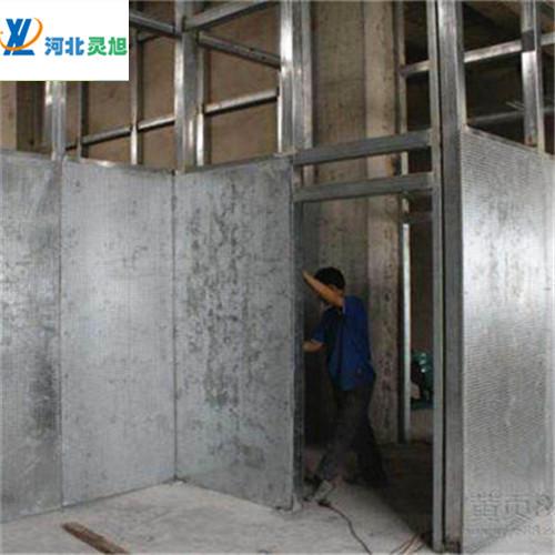 防火防爆墙安装于西安建材有限公司