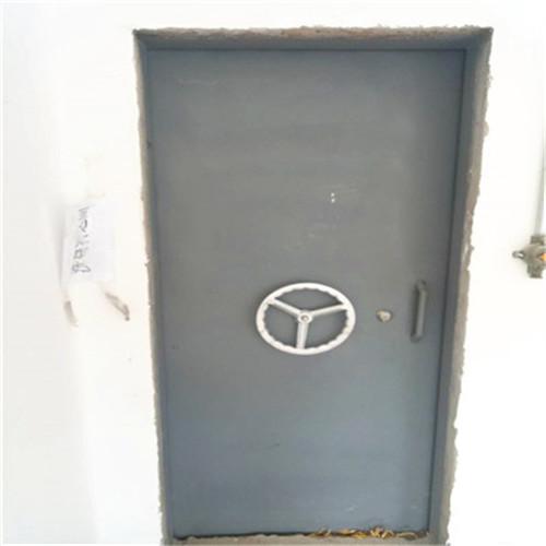 B型防爆门